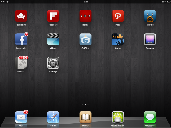 The iPad apps you need